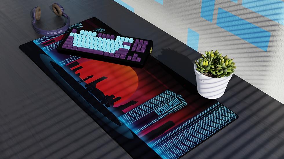 Neon City XXL Deskpad (GroupBuy)