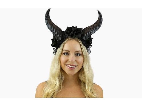 KBW - OxHorns Floral Headband