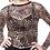 Thumbnail: Jawbreaker - Leopard Mesh Top