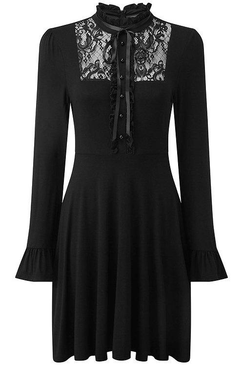 Killstar - Sabrina Ruffle Dress