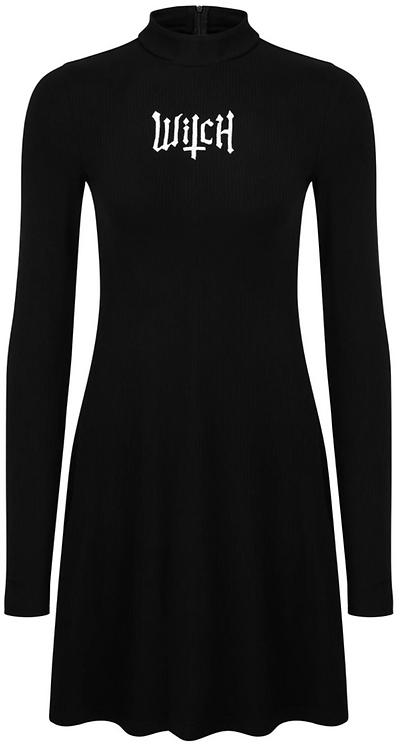 Killstar - Witch Long Sleeve Dress
