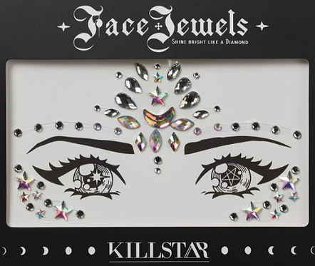Moon Child - Face Jewels