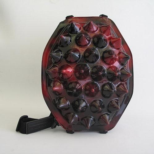 Anemone - Smoky Red Bag