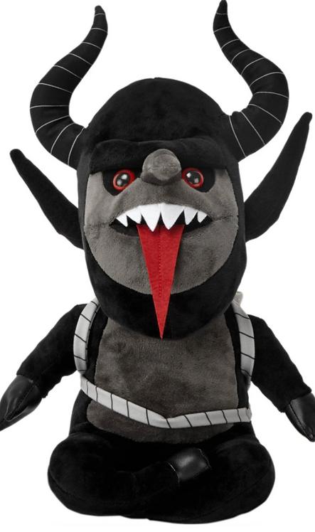 Killstar - Krampus Plush Toy