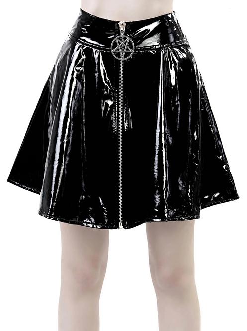 Killstar - Skelter Skater Skirt