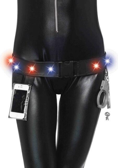 Leg Avenue - 2pc LED Police Utility Belt