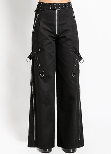 Tripp NYC - Super Side Zip Pant