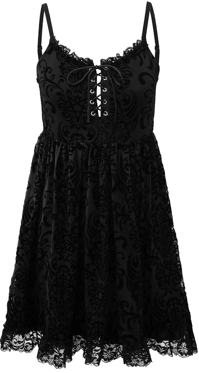 Killstar - Scarlight Sun Dress