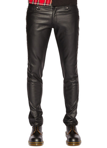 Tripp NYC - Faux Leather Pant