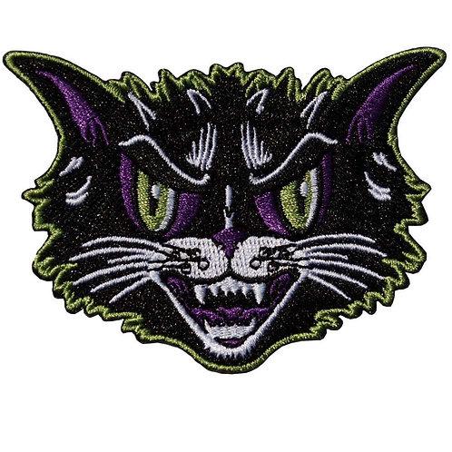 Kreepsville 666 - Kattitude Head Patch