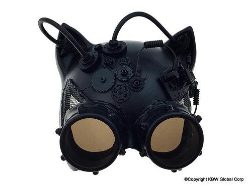 KBW - Steampunk Cat Mask