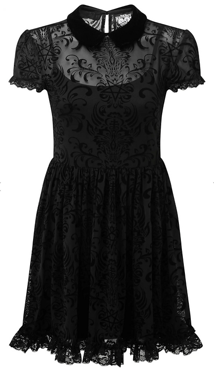 Killstar - Bathory Babydoll Dress