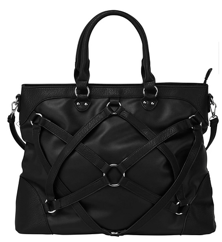 Killstar - Crowley Weekend Bag