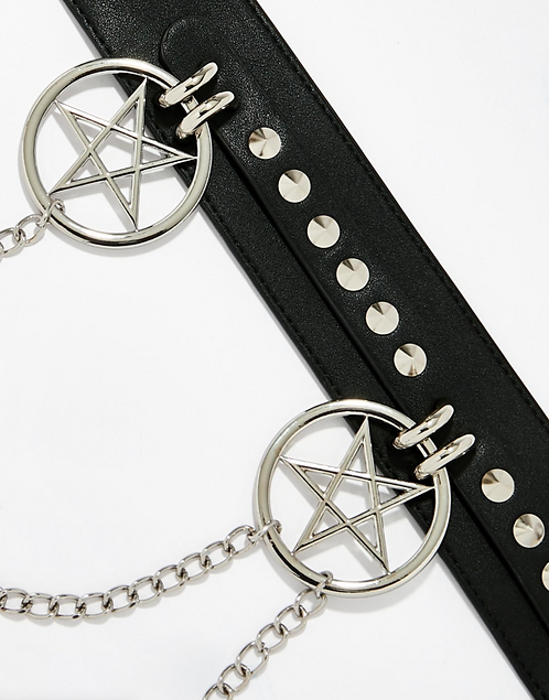 Killstar - Curses Chain Belt [B]