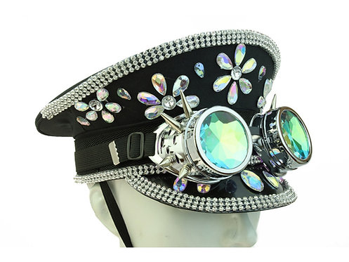 KBW - Black Diamond Burning Man Sequin Hat