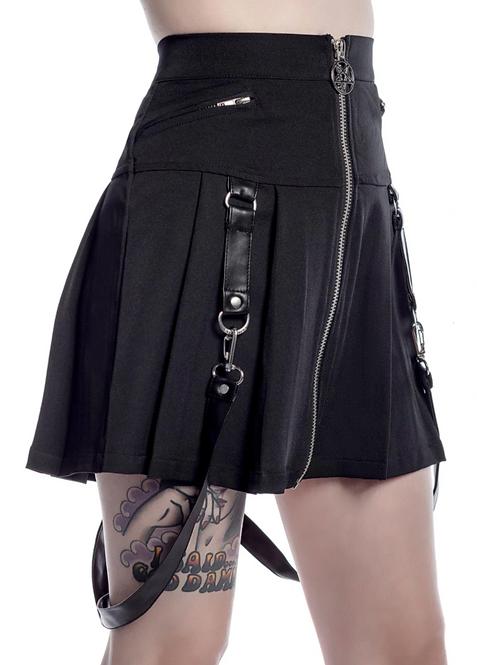 Killstar - Blaire B*tch Mini Skirt [B]