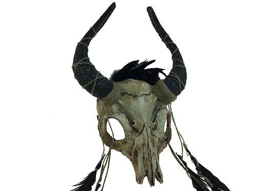 KBW - Ancestral Horned Demon Mask