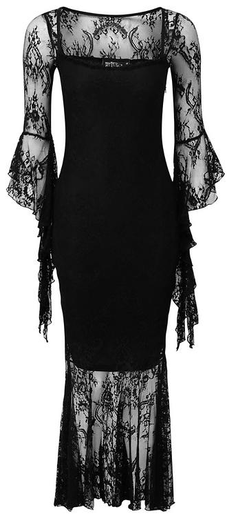 Killstar - Witching Hour Maxi Dress