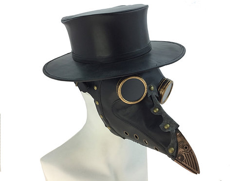 KBW - Plague Doctor Leather Mask