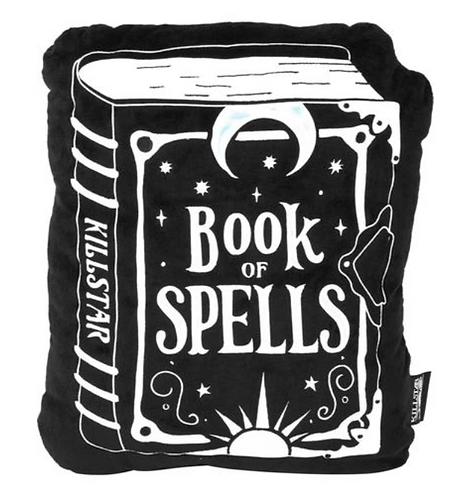 Killstar - Book of Spells Cushion