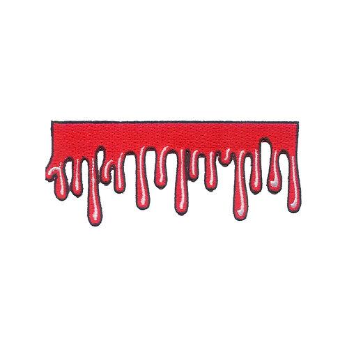 Kreepsville 666 - Blood Drip Patch