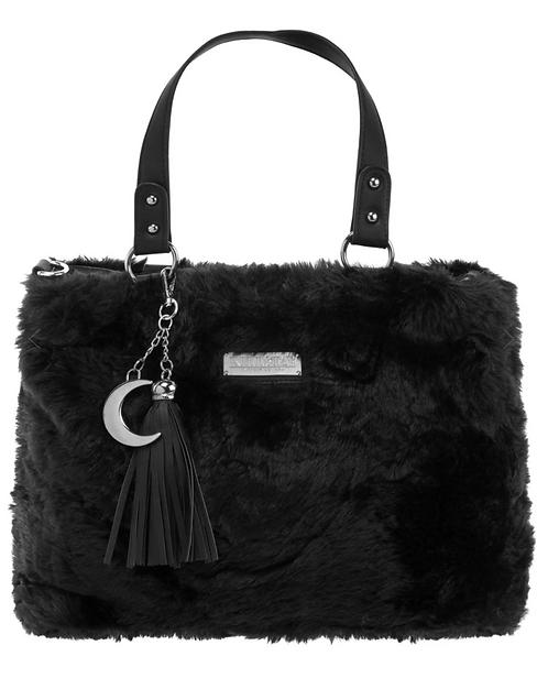 Killstar - Lucy Fur Handbag