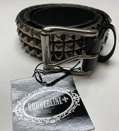 Borderline - Pyramid Studded Belt