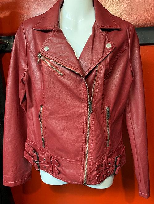 Coalition LA - Vegan Leather Jacket