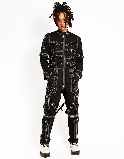 Tripp NYC - Chain and Strap Jumpsuit