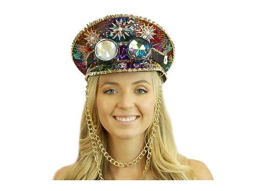 KBW - Fisherman Rainbow Hat