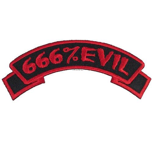 Kreepsville 666 - Arch 666 Evil Patch