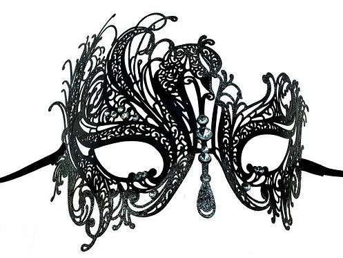 KBW - Laser-Cut Metal Venetian Mask