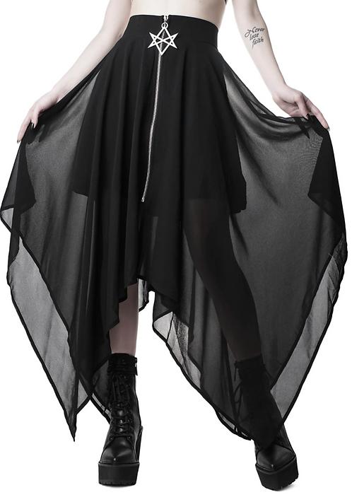 Killstar - Sacred Sixx Maxi Skirt
