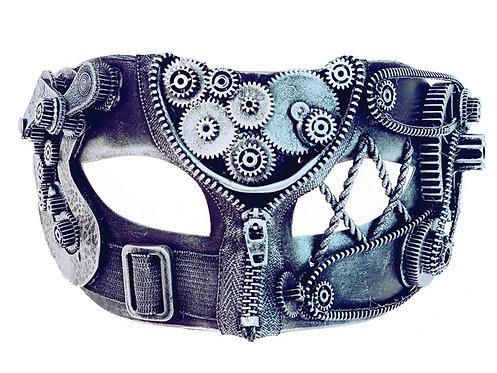 KBW - Half-Face Steampunk Mask