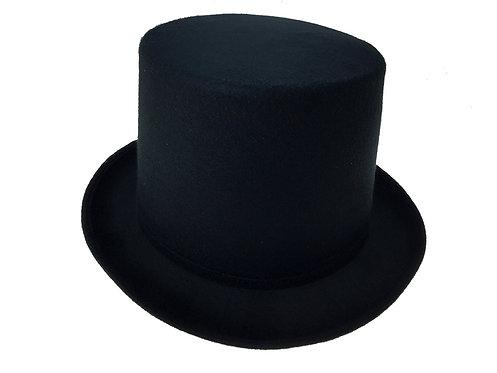 KBW - Black Dress Top Hat