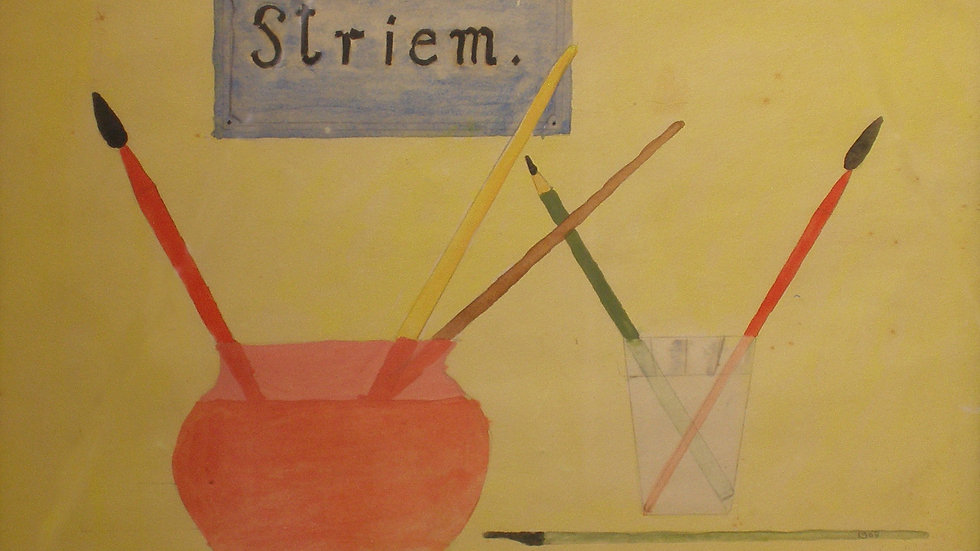 Striem brushes