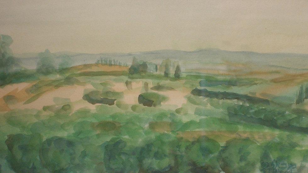 Rehovot landscape