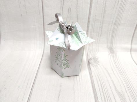 Dienstags-DIY: Weihnachtsstern-Box