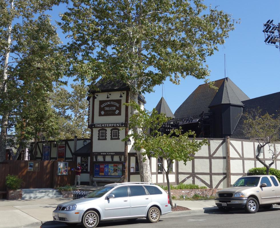 Solvang Festival | Theatre Renovation