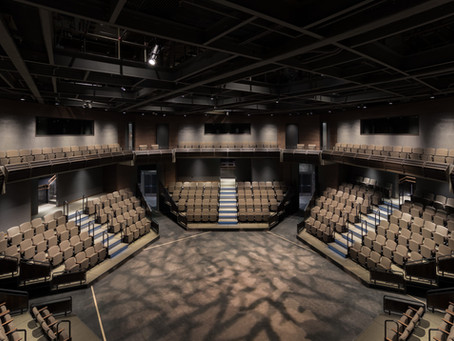 Denver Center for the Performing Arts renovated Space Theatre opens!