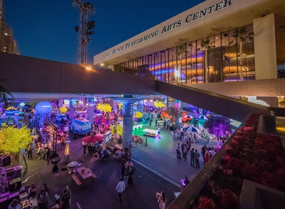 Long Beach Civic Plaza