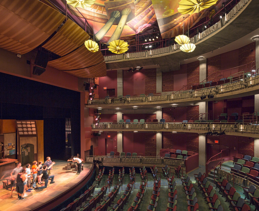 Medoff Theatre | New Mexico State University Las Cruces