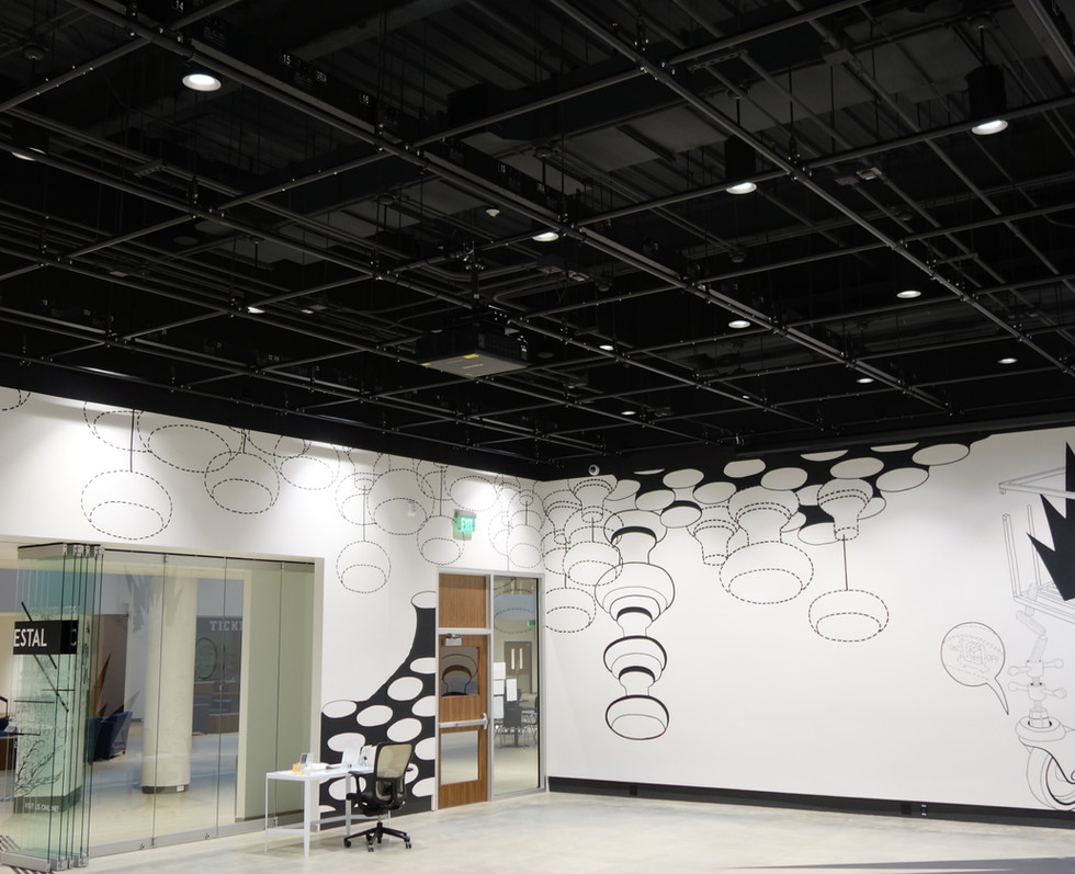 Campus Commons Gallery | University of Northern Colorado Greeley