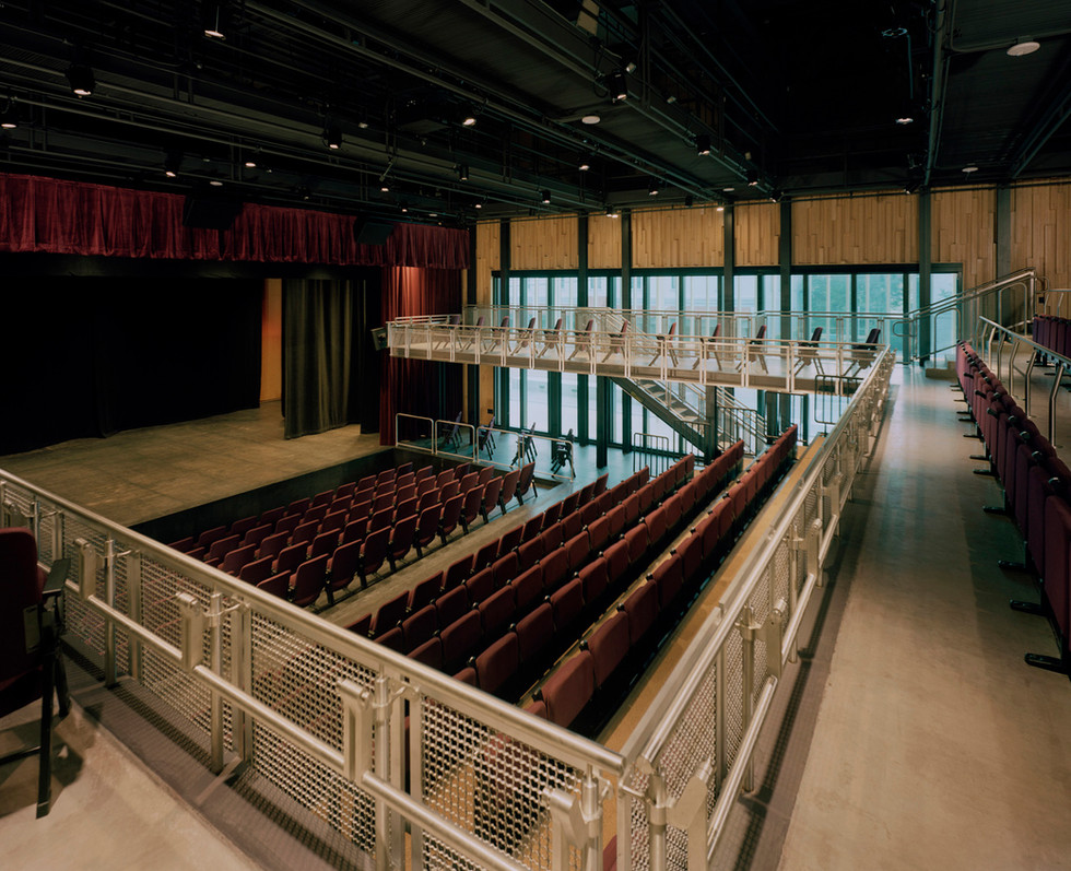 James Devin Moncus Theater | Acadiana Center for the Arts