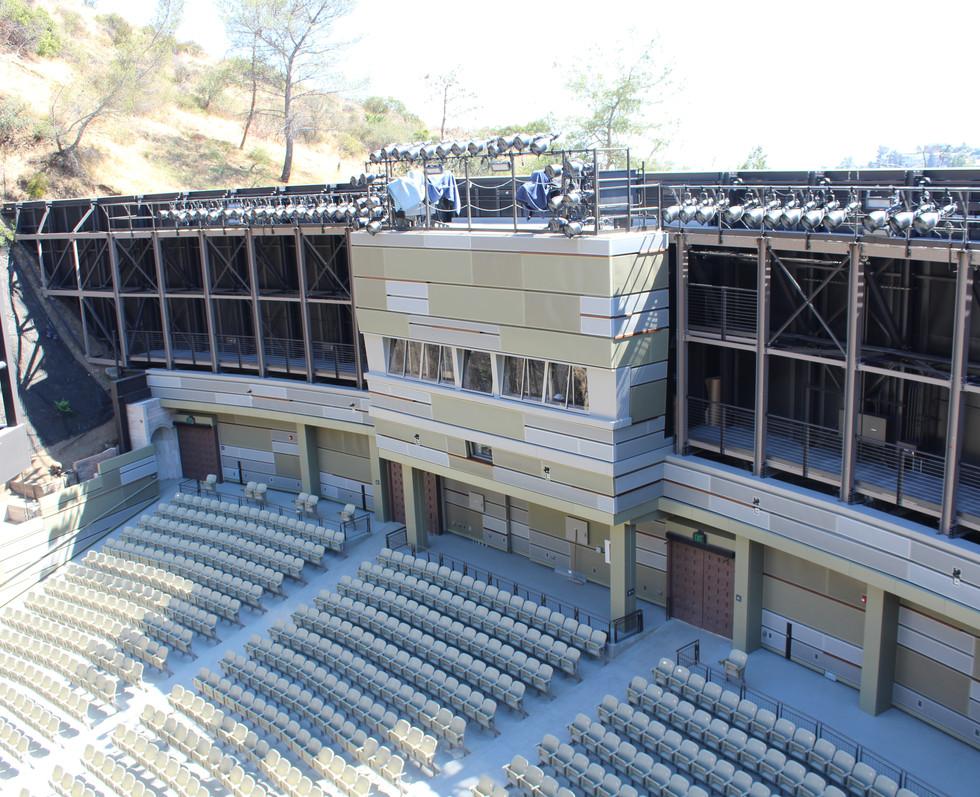 John Anson Ford Amphitheatre Renovation