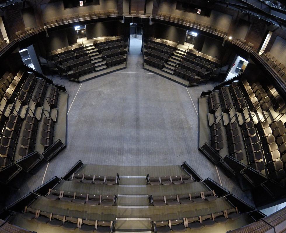 Dorota & Kevin Kilstrom Theater   Denver Center for the Performing Arts