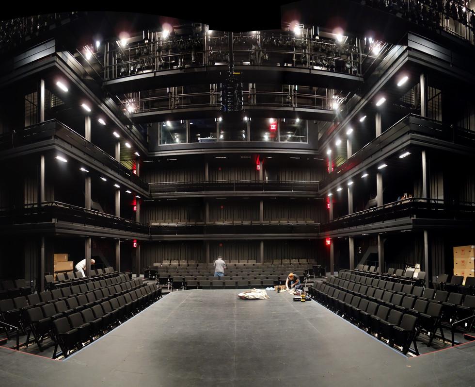 Samuel H. Scripps Mainstage   Polonsky Shakespeare Center / TFANA
