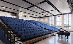 UNC Greeley Multipurpose & Recital Hall