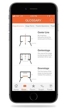 TheatreDNA App | Glossery