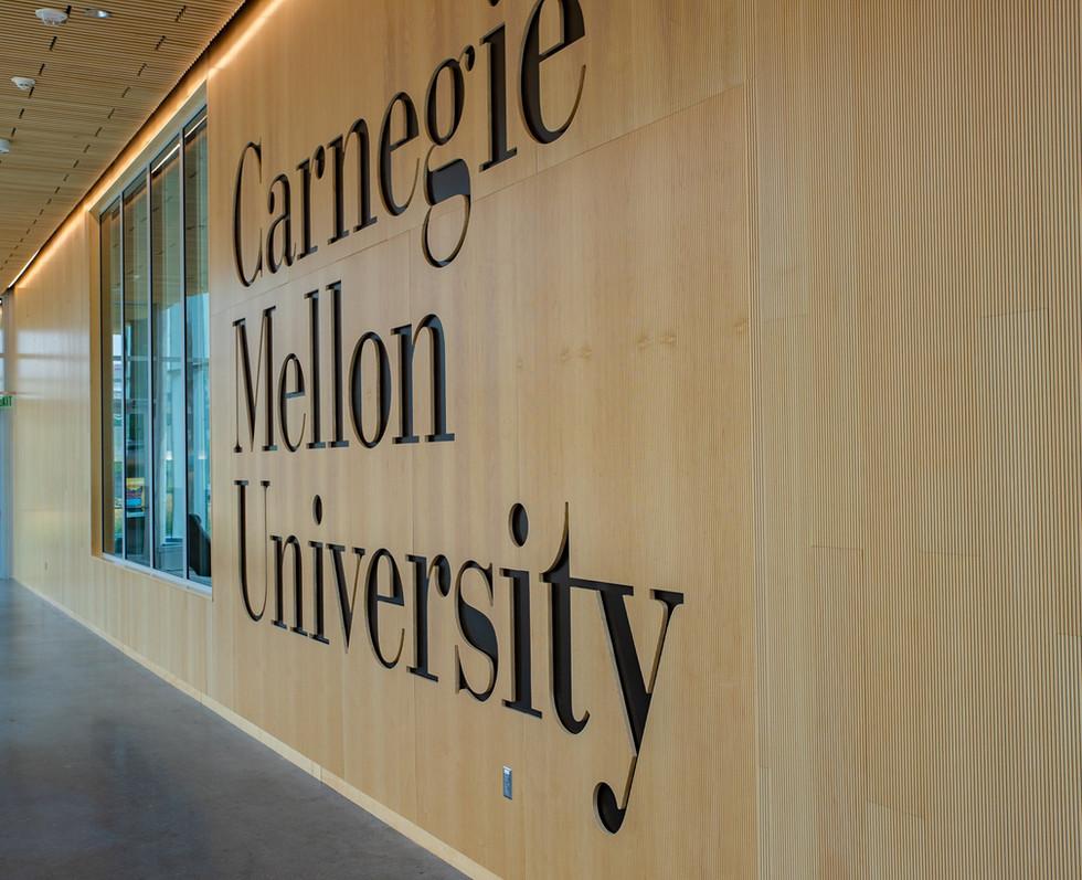 Simmons Auditorium   Carnegie Mellon Tepper School of Business